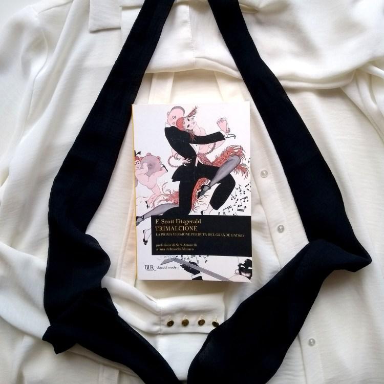 Recensione di Chiara Mancinelli di Trimalcione di Francisc Scott Fitzgerald (Bur 2014). Trimalcione è il manoscritto inviato da Fitzgerald al suo editore. Dopo le revisioni diventerà Il grande Gatsby.