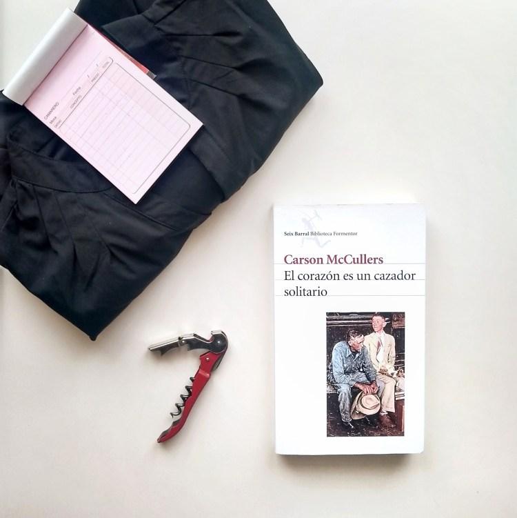 Historias de libros Carson McCullers El corazón es un cazador solitario