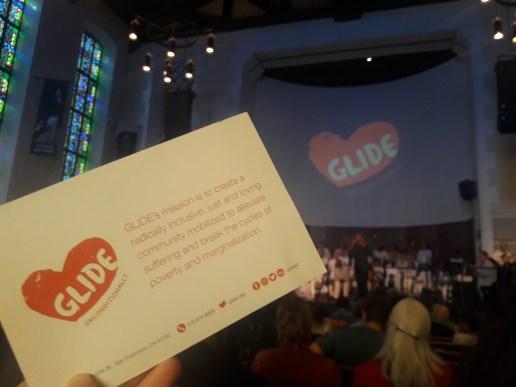 Chiesta metodista di Glide, San Francisco (USA day 4, Caterina Salomone)