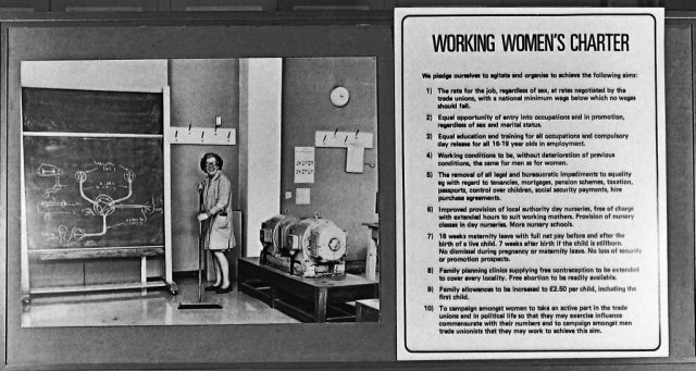 hackney flashers working womens charter