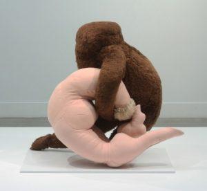 Dorothea Tanning - Etreinte - Sculpture - 1969