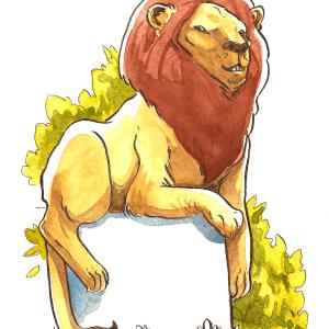 Sophie Navas – Lion