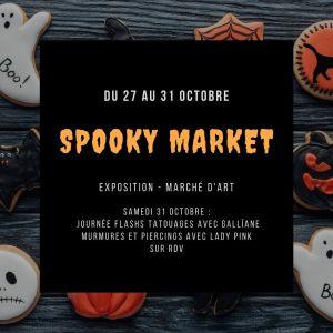 Spooky Market