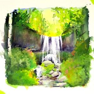 Cascade du Trador, Laqueuille (63)