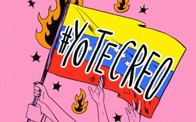 #YoTeCreo el #MeToo venezolano
