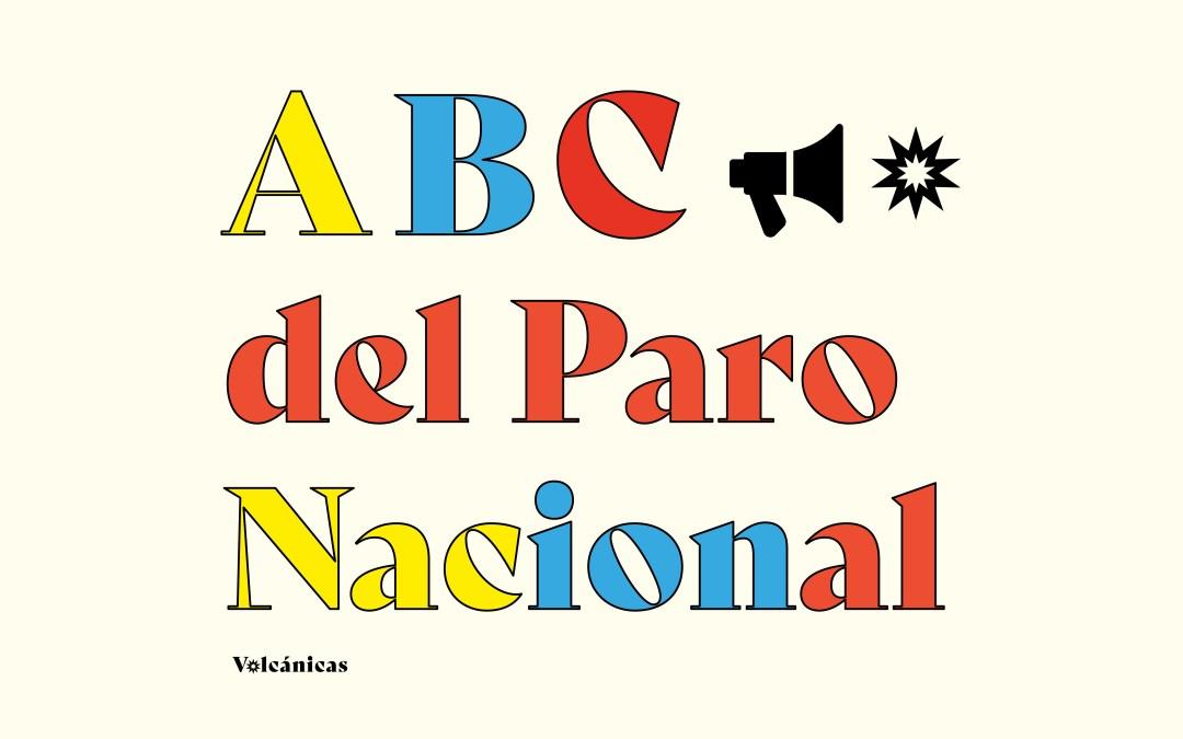 ABC del Paro Nacional (edición Colombia)