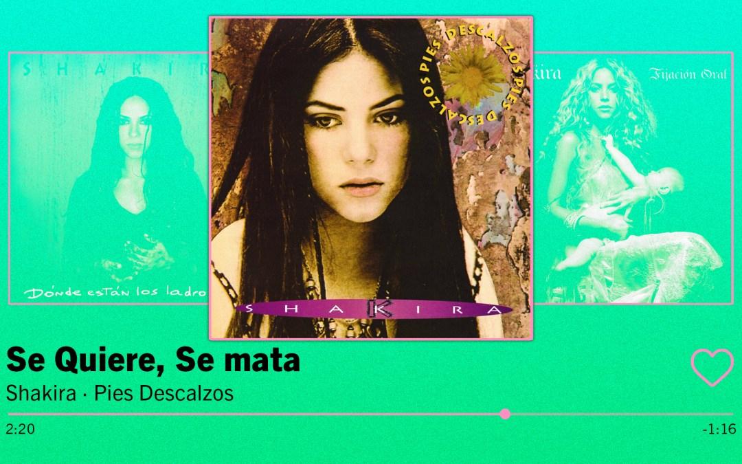"""Shakira y el aborto: """"Se quiere, se mata"""" NO es un himno """"provida"""""""