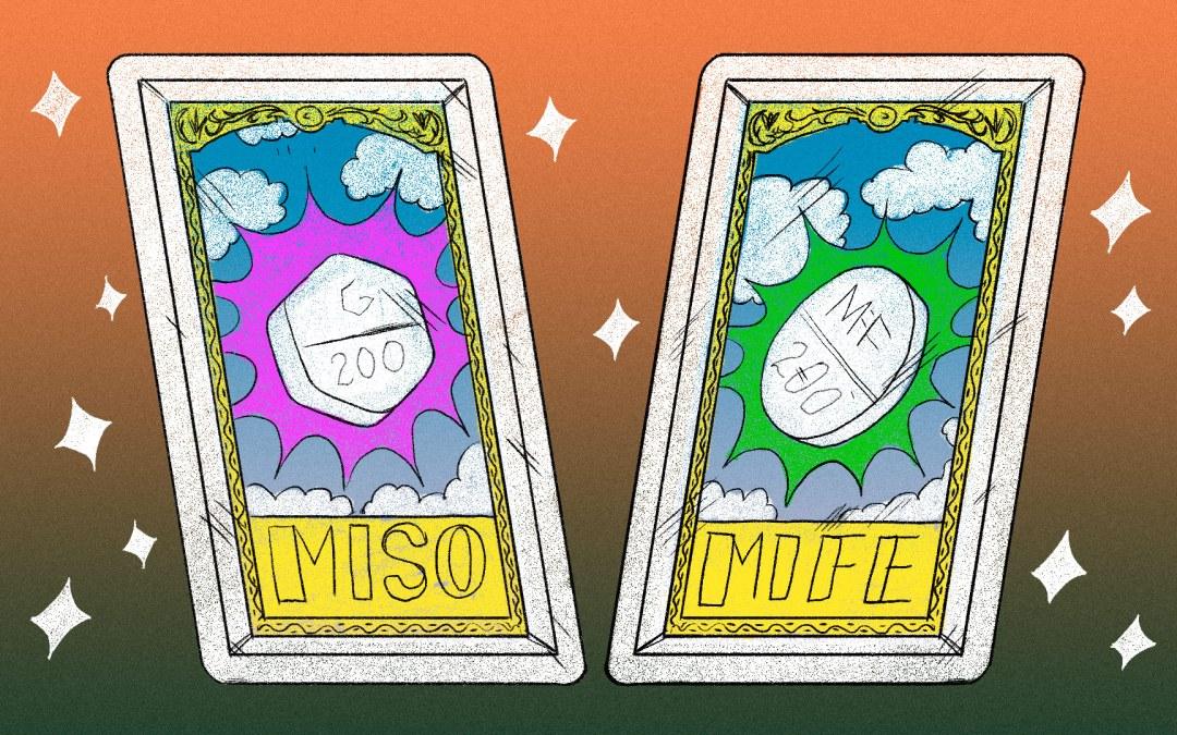 Miso y Mife: medicamentos aborteros que nos han salvado la vida