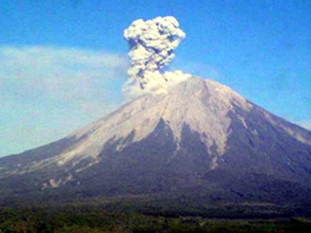 Global Volcanism Program Semeru