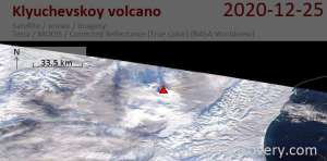 Volcanoes today – a summary of volcanic activity around the world / VolcanoDiscovery