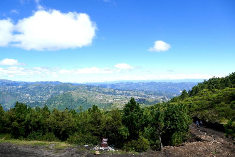 Tajumulco views.