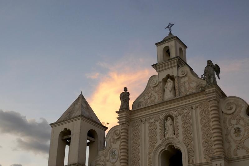 Iglesia La Merced in Gracias.