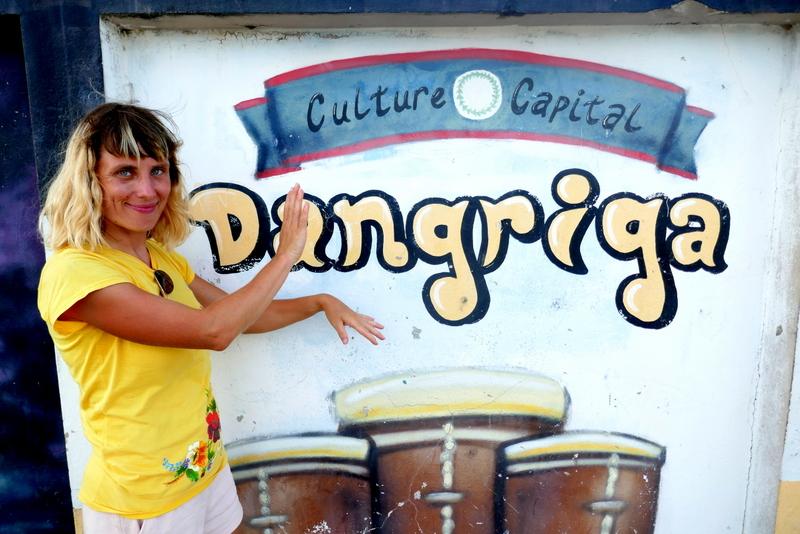 Teen girls Dangriga