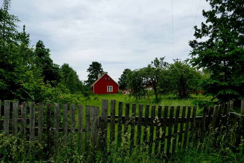 A house in the countryside of Häädemeeste
