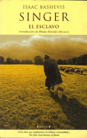 תוצאת תמונה עבור el esclavo singer libro