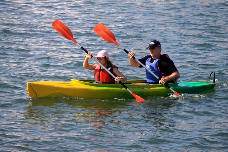 Kayak en Montanejos