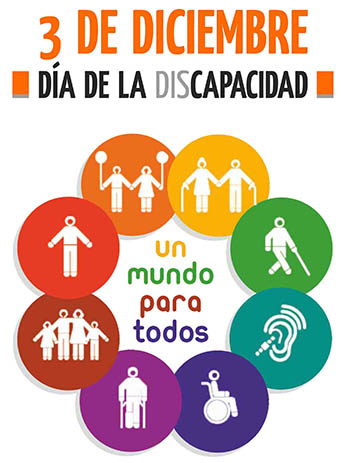 December 3, disability day