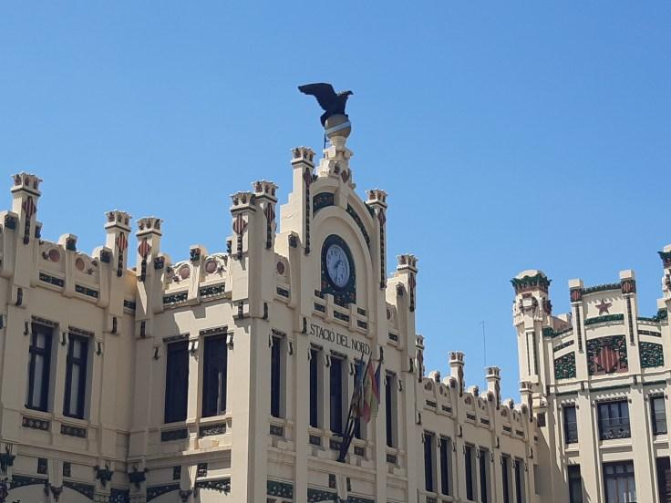 Animals in buildings in Valencia