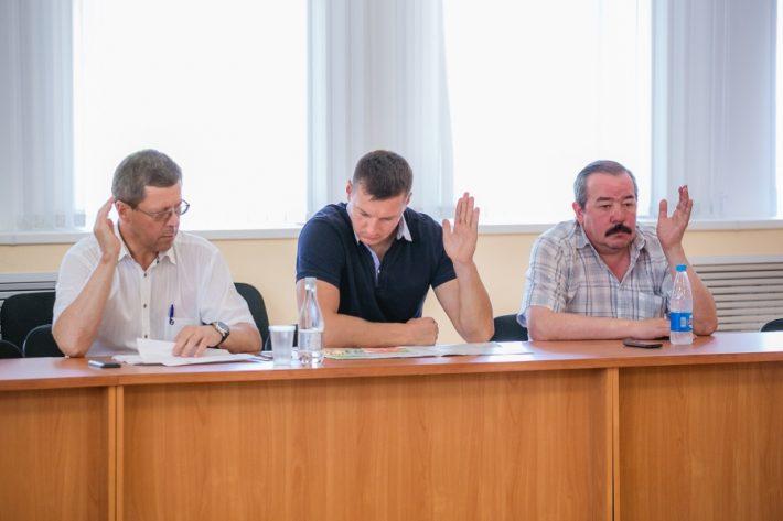 В Совете депутатов