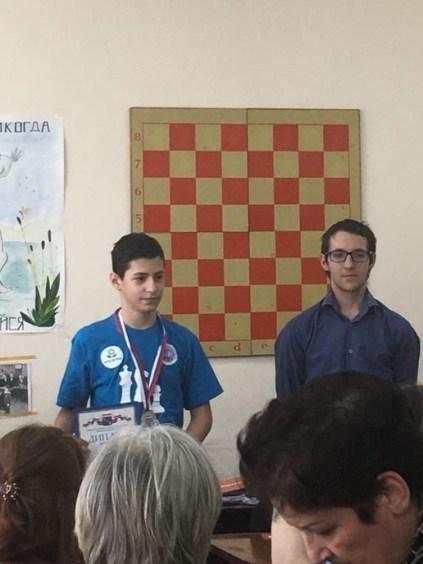 За шахматной доской - новые победы волховчан