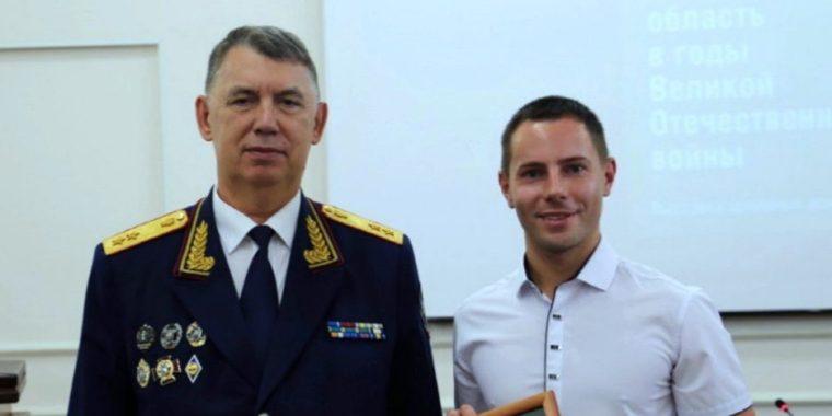 Корреспондент из Волхова стал победителем профессионального конкурса