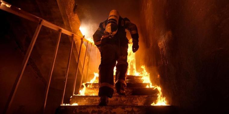 Во время пожара в Селиваново погиб местный житель