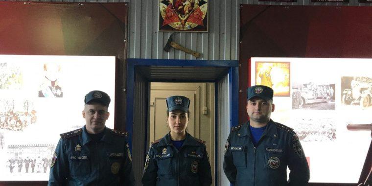 Православный праздник пожарно-спасательных служб