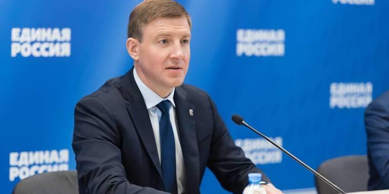 Андрей Турчак: «Единая Россия» поддержит проект федерального бюджета на 2021-2023 годы