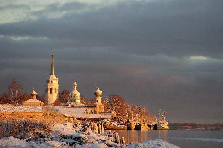 Совет депутатов в первый зимний день