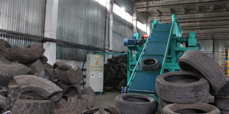 В Волхове появится производство по переработке шин
