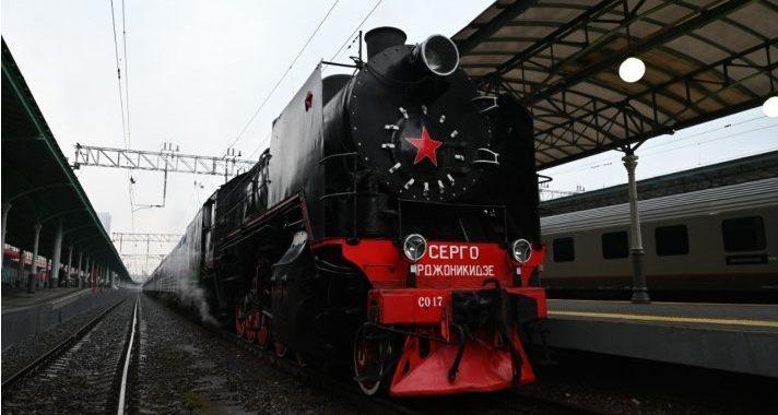 Поезд Победы прибудет в Волхов