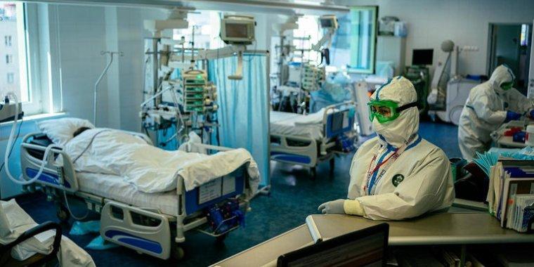 Выявлен первый случай заражения «британским» штаммом коронавируса в России