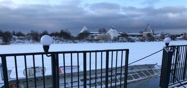 По делу о затоплении судна на реке Волхов