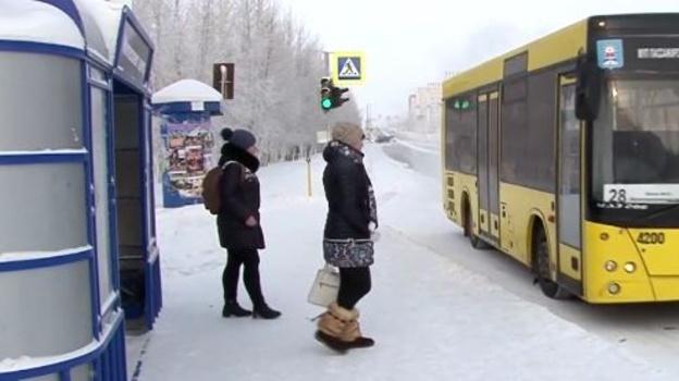 Жители Волхова могут отслеживать движение автобусов