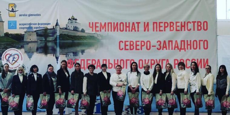 Юные спортсмены из Волхова покоряют вершины спортивной аэробики