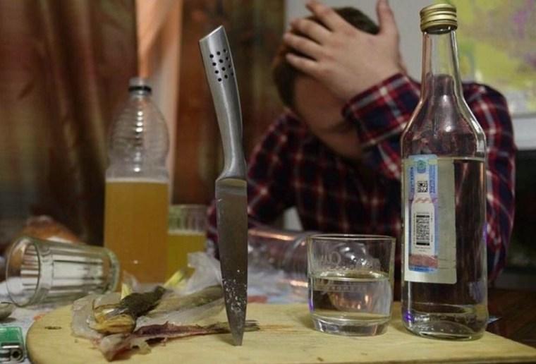 Удар ножом в Колчаново