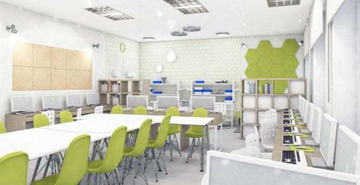 Регион обновляет школы для особенных детей
