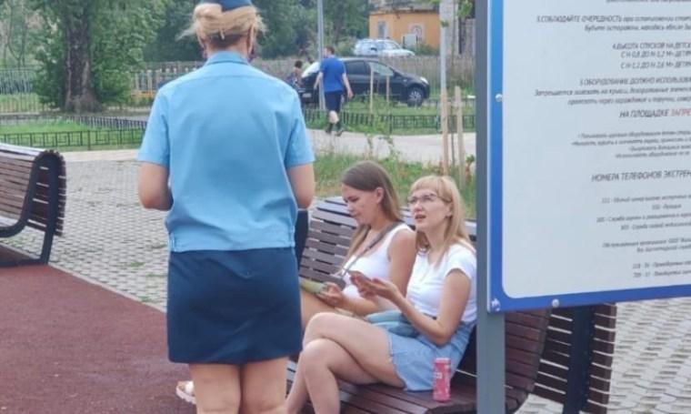 Жителям Волхова напомнили о пожарной безопасности