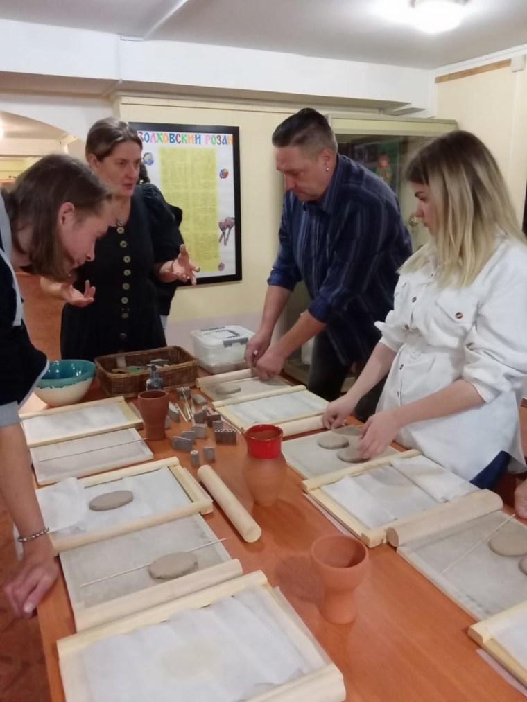 Учимся изготовлять керамику