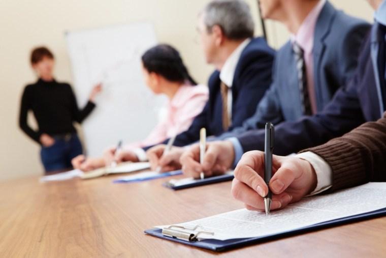 Чиновники Ленобласти пройдут курсы повышения квалификации