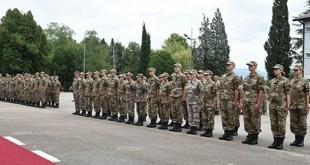 Svečano otvoren treći Ljetnji vojni kamp za mlade