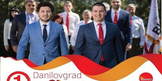 Demokrate Danilovgrad: Opravdaćemo podršku i povjerenje građana