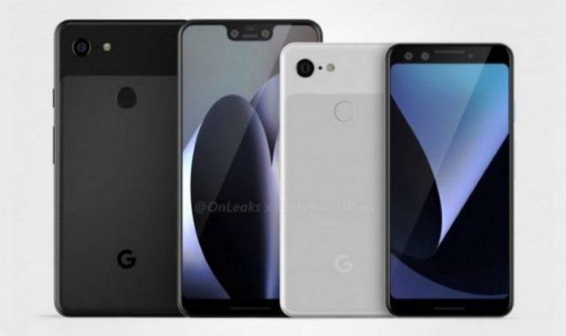 Google Pixel 3 serija telefona stiže 4. oktobra