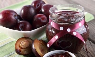 Starinski domaći džem od šljia