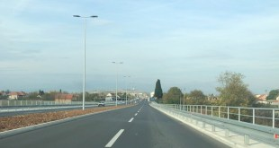 Bulevar od Danilovgrada do aerodroma Golubovci