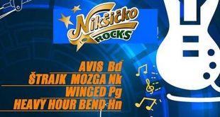 Novogodišnji Nikšićko Rocks