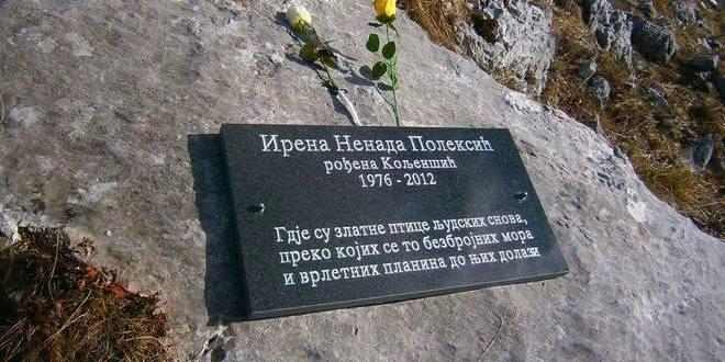 Memorijalni uspon Irena Koljenšić Poleksić