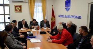 Održan sastanak sa predsjednicima Mjesnih zajednica