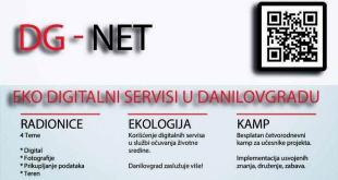 DG-NET Eko – turistički servis uskoro u Danilovgradu