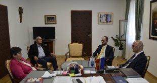 Ambasador Slovačke u Crnoj Gori Roman Hloben posjetio opštinu Danilovgrad